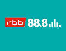 rbb 88.8 – Webbanner